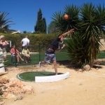 - Voleyball Field  - Bocce  - Basketball Chest