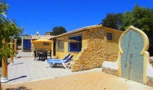 Algarve Strand Ferienhaus Al Shams Feha Ingrina - Zavial - Raposeira - Lagos - Sagres