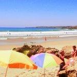 Zavial Strand Beach Praia