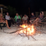 Beach Fire Ingrina Quinta Al Gharb