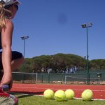 Tennis Lessons Nature Beach Resort Quinta Al Gharb