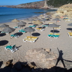 Zavial Beach Yoga Surf Fun Algarve Quinta Al Gharb 5 private Bungalows