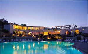 Bungalow pool golf algarve