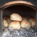 home made bread at Workshop Blue Green Algarve