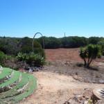 open fields project Blue Green